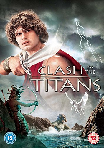 Clash of The Titans [UK Import] von Warner Home Video