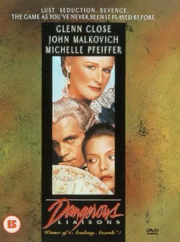 Dangerous Liaisons [UK Import] von Warner Home Video