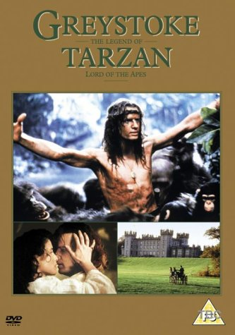 Greystoke - The Legend of Tarzan [UK Import] von Warner Home Video