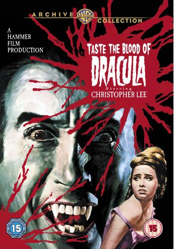 Taste The Blood of Dracula [UK Import] von Warner Home Video