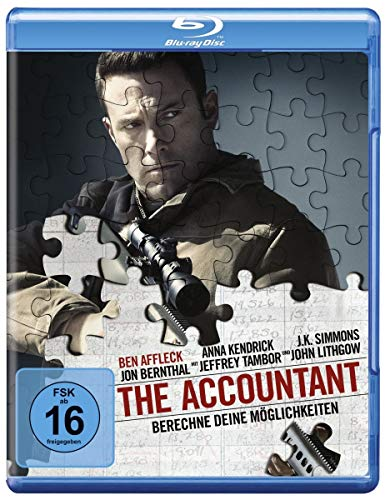 The Accountant [Blu-ray] von Warner Home Video