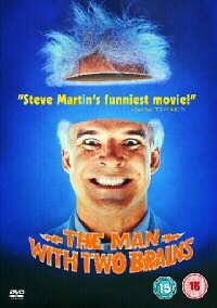 The Man With Two Brains [UK Import] von Warner Home Video