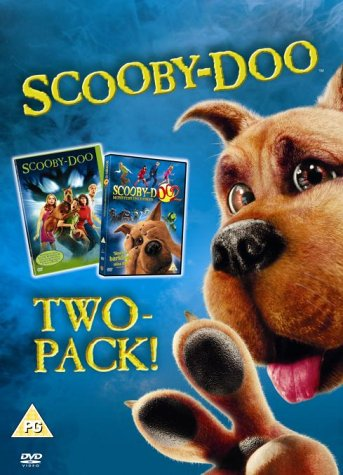 The Scooby Doo 1 and 2 [UK Import] von Warner Home Video