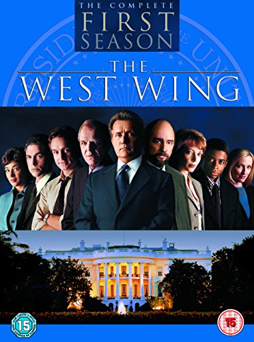 The West Wing: The Complete First Season  [6 DVDs] [UK Import] von Warner Home Video