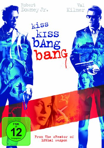 Kiss Kiss Bang Bang von Warner Home