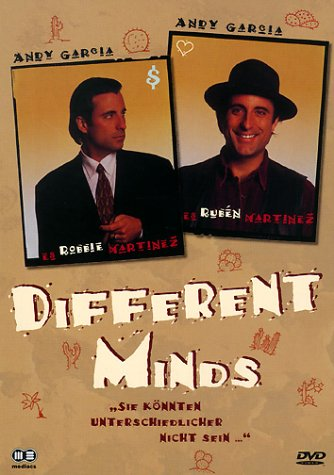 Different Minds (Steal Big, Steal Little) von Warner Vision Germany