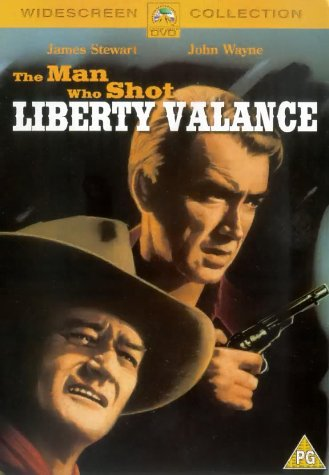 The Man Who Shot Liberty Valance [UK Import] von Wayne, John