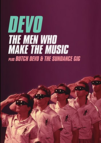 Devo - Men Who Make the Music [UK Import] von Wienerworld