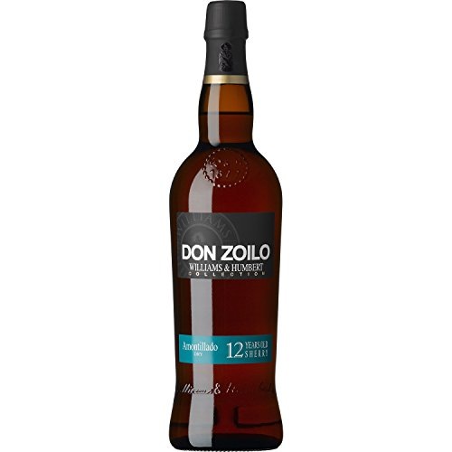 Williams & Humbert Don Zoilo Amontillado 12 years old Sherry - 0.75 l von Williams & Humbert