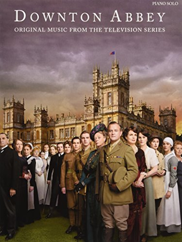 John Lunn: Downton Abbey (Solo Piano): Noten für Klavier (Piano Solo) von Music Sales Limited
