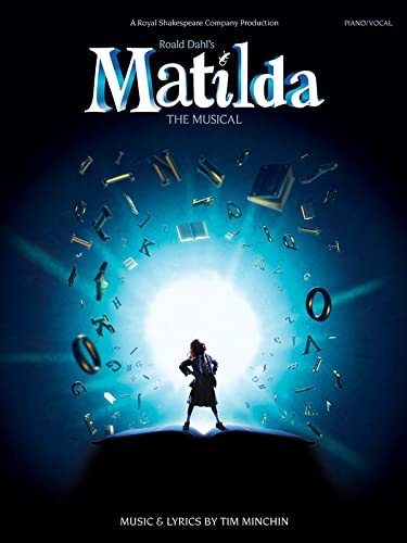 Roald Dahl's Matilda - The Musical: Songbook für Klavier, Gesang (Pvg) von Wise Publications