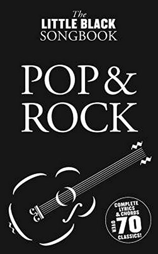 The Little Black Songbook: Pop And Rock: Songbook für Gesang, Gitarre von Music Sales
