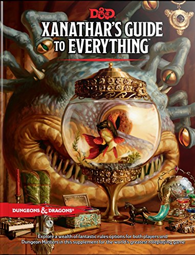 Xanathar's Guide to Everything von Wizards Of The Coast