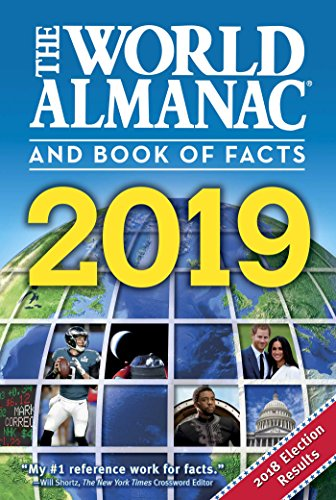 The World Almanac and Book of Facts 2019 von World Almanac