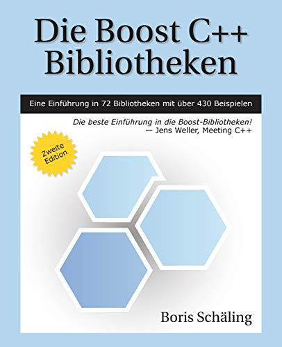 Die Boost C++ Bibliotheken von XML Press