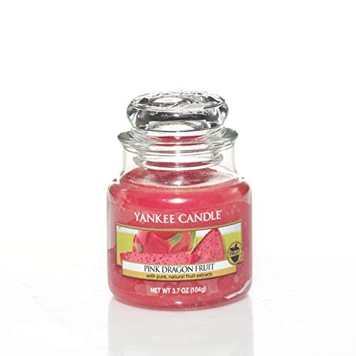 Yankee Candle Glaskerze, klein, Pink Dragon Fruit von Yankee Candle