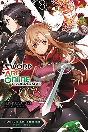 Sword Art Online Progressive, Vol. 5 (light novel) von Yen Press