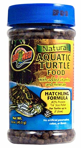 Zoo Med Laboratories - Aquatic Turtle Food 1.6 Ounce - ZM-56 by Zoo Med von Zoo Med