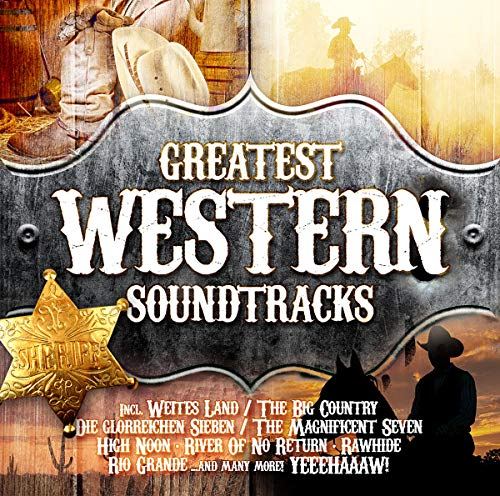 Greatest Hollywood Western Soundtracks [Vinyl LP] von Zyx Music (Zyx)
