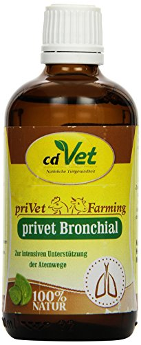 cdVet Naturprodukte priVet Bronchial 100 ml von cdVet