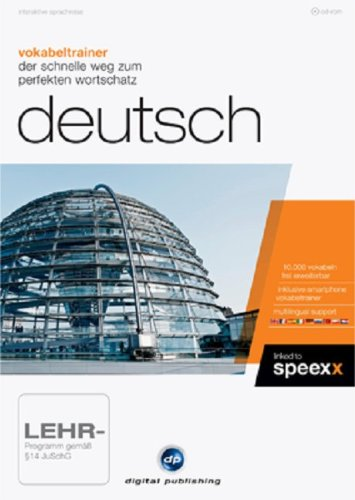 Interaktive Sprachreise: Grammatiktrainer Deutsch [Download] von digital publishing