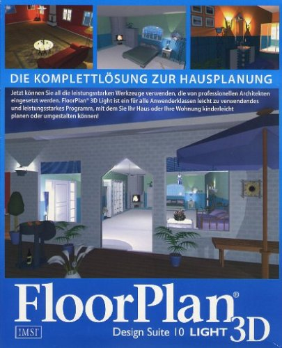 Floorplan V10 light von dtp Entertainment