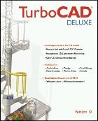 TurboCAD 10 Deluxe von dtp Entertainment