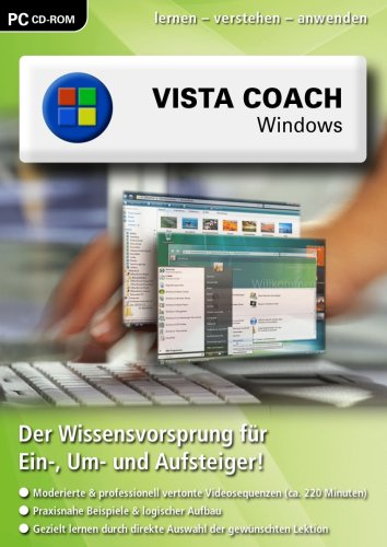 Vista Coach - Windows Vista von dtp Entertainment