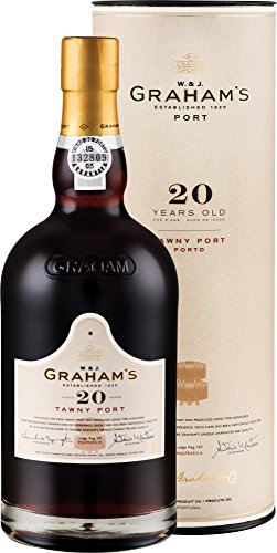 Graham's - Tawny Port 20 Years in Tube von Graham's