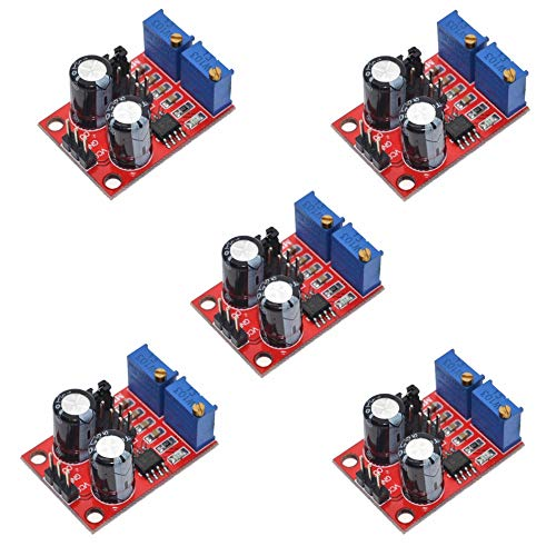 iHaospace 5Pcs NE555 Pulse Frequency Wave Signal Generator Module for Stepper Motor Driver von iHaospace