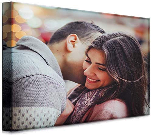 LED Bild - Ihr eigenes Motiv - Foto als Leuchtbild - 80 x 60 cm - front lighted - MADE IN GERMANY von lightbox-multicolor.com