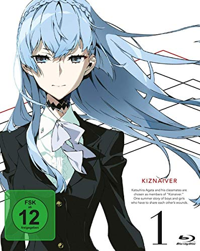 Kiznaiver - Vol. 1/Episode 01-06 [Blu-ray] von peppermint anime (Sony Music)