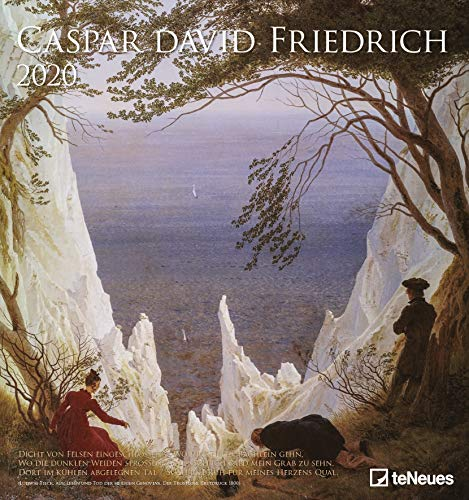 Caspar David Friedrich 2020 von teNeues Calendars & Stationery