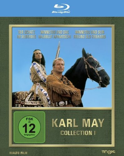 Karl May - Collection No. 1 [Blu-ray] von VARIOUS